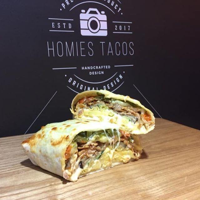 Homies tacos