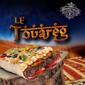 Le touareg - Tacos genève